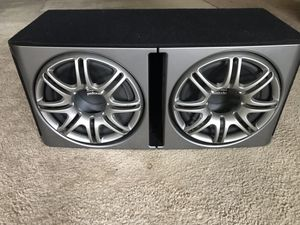 "2 12"" Polk Audio Subwoofers for Sale in Hayward, CA"