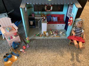 American girl beach house for Sale in Olympia, WA