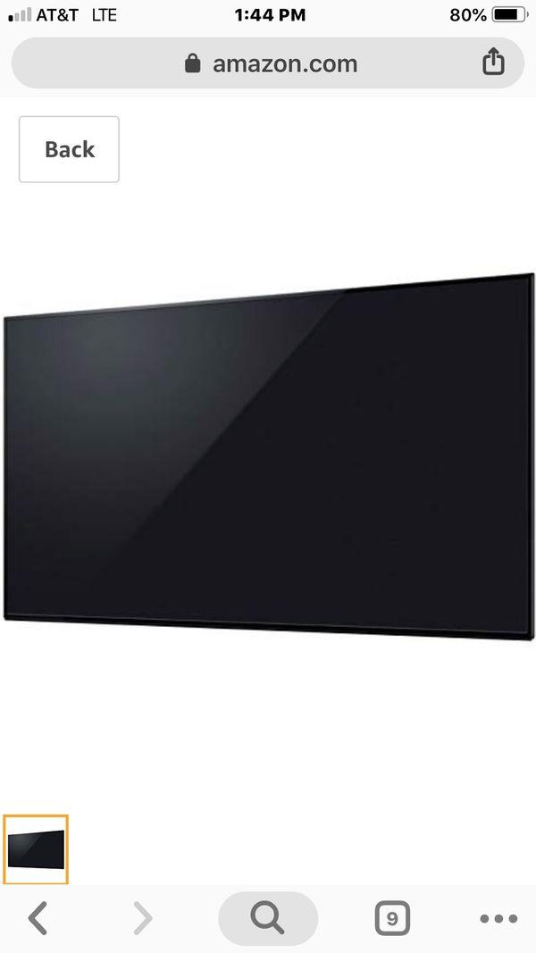 Panasonic 65 inch smart tv