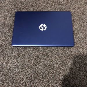 Blue Hp Laptop for Sale in Stockton, CA