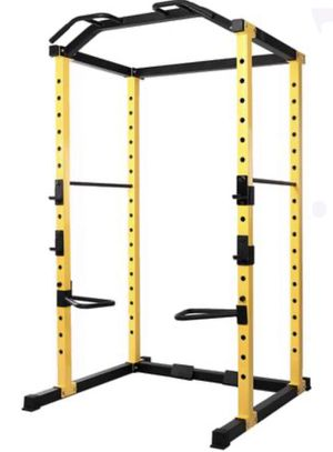 HulkFit 1000-lbs Capacity Multi-Function Adjustable Power Cage (Brand New in Sealed Box) for Sale in Elk Grove, CA