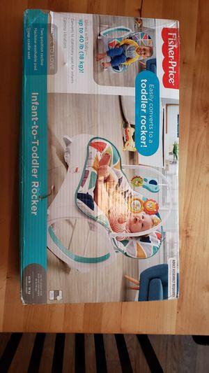 Fisher-Price infant toddler rocker for Sale in Denver, CO