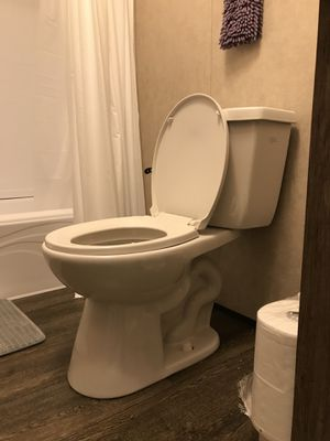 Brand new toilet for Sale in Rock Cave, WV