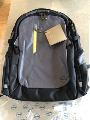 """New DELL laptop backpack for up to 17"""" laptop computer for Sale in Cocoa Beach, FL"""