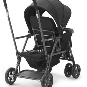 Joovy Caboose Too Graphite Stand - On Tandem Stroller. Color Black for Sale in Chicago, IL