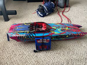 M41 RC speed boat! 55mph on the water for Sale in Lakewood, CO