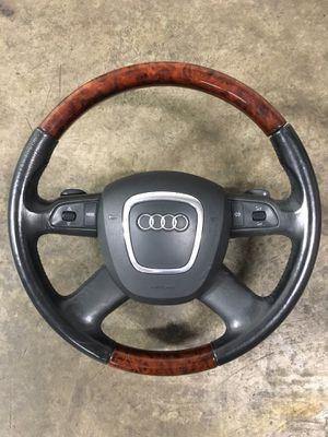 06 Audi A6 Steering wheel for Sale in Gresham, OR