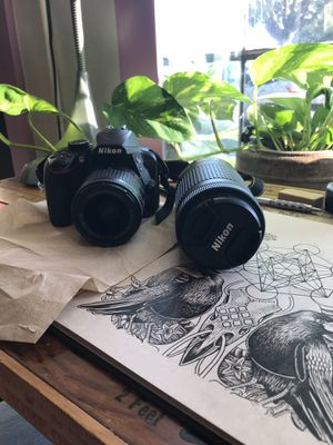 Nikon D3400 for Sale in St. Petersburg, FL