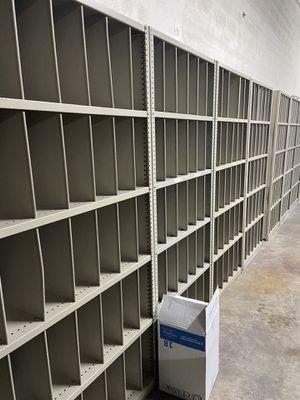 Medical records Metal shelve racks storage unit for Sale in Doral, FL