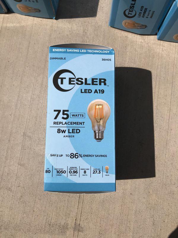 TESLER LED A19