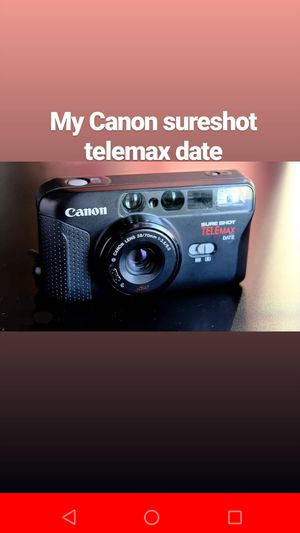 35mm camera, working condition! for Sale in San Francisco, CA