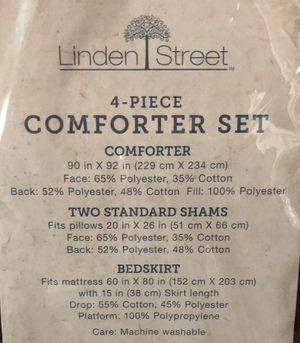 Queen Comforter Set for Sale in Pineville, LA