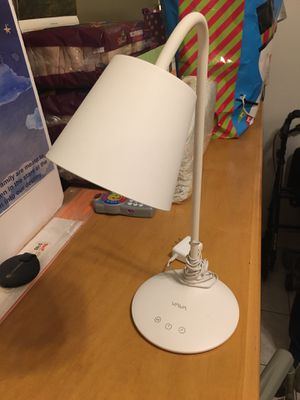 Table lamp high tech for Sale in Queens, NY