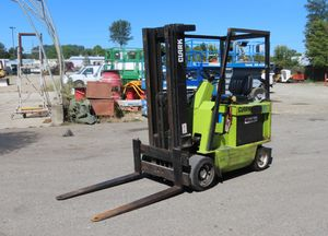 Clark ECS-25 Electric 36V 4500lbs Forklift for Sale in Renton, WA