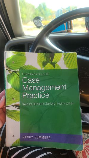 Fundamentals of case management practice for Sale in Denver, CO