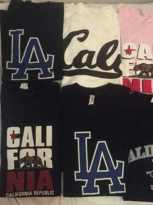Used, Cali t shirts for Sale for sale  Marina del Rey, CA