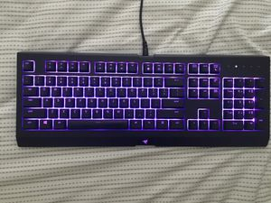 Razer Cynosa Gaming Keyboard for Sale in Orlando, FL