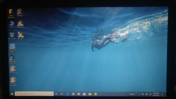 Dell 15 in. 3537 Touch screen