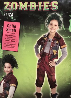 Disney zombies Eliza Halloween Costume for Sale in Endicott, NY