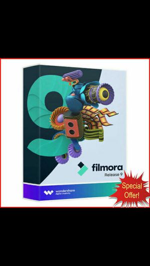 Wondershare Filmora 9 💥 for Sale in New York, NY