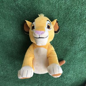 Disney's The Lion King Simba Plush for Sale in Clovis, CA