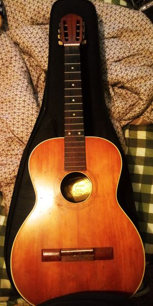 España 1960s Vintage Classical Guitar for Sale in San Jose, CA