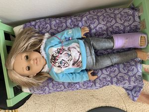 American girl doll , bunk bed, & more clothes for Sale in Huntington Beach, CA