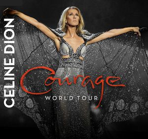 Celine Dion : Courage World Tour, tickets for Sale in Plainfield, IL