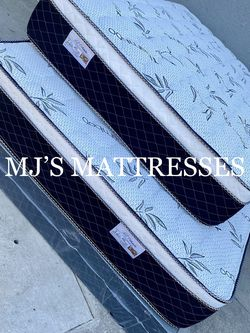BRAND NEW PILLOW TOP MATTRESS ‼️✅ BEST PRICES 🚛 WE DELIVER ANYWHERE 🆕👌🏼 for Sale in Carson,  CA