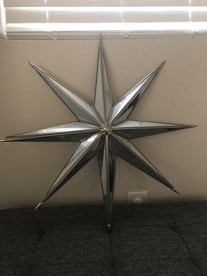 Star Mirror Wall Decor for Sale in Yorba Linda, CA