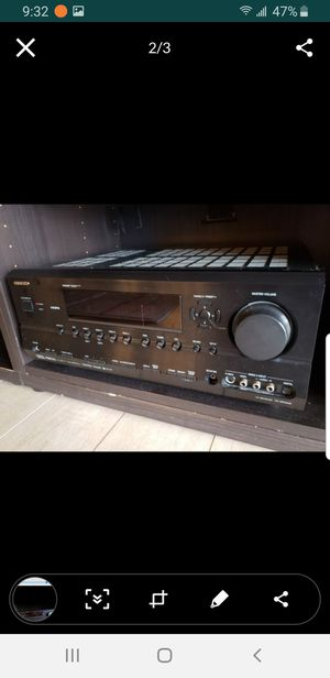 Onkyo Home Theater Receiver! for Sale in Seattle, WA