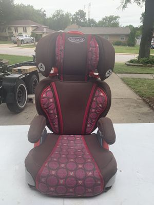 Girls booster seat car seat for Sale in Aurora, IL