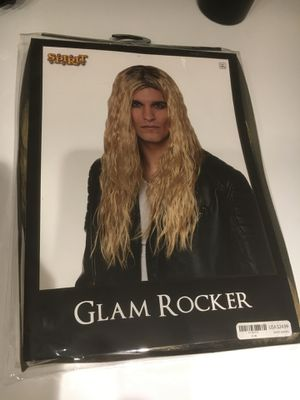 Glam rocker wig for Sale in Washington, DC