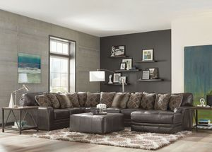 Denali Steel Sectional Couch for Sale in Plano, TX