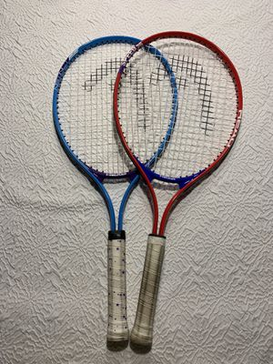 Youth tennis rackets. for Sale in Los Angeles, CA