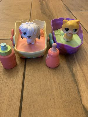 Littlest Pet Shop Magic Motion pets LPS for Sale in Chino Hills, CA