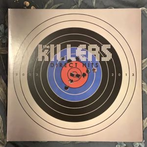 The Killers Direct Hits Vinyl Record for Sale in Evansville, IN