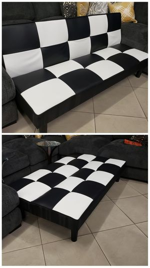Futon brand new, pick up only, cash only ** Firm price for Sale in Las Vegas, NV