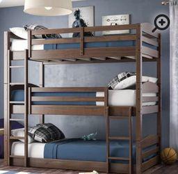 Triple Bunk Bed for Sale in Nashville,  TN