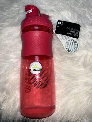 Pink blender bottle for Sale in Riverside, CA
