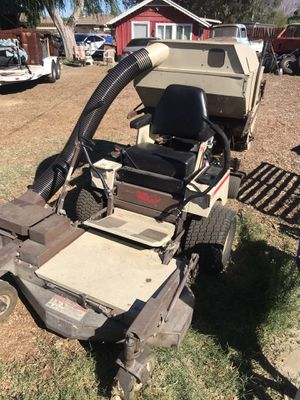 Tractor zero turn mower grasshopper with 25hp engine for Sale in Hemet, CA