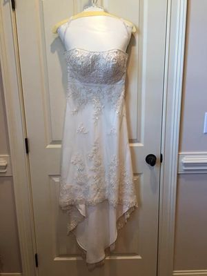 Wedding Dress Beautiful Designer Alfred Angelo Signature for Sale in Jonesborough, TN