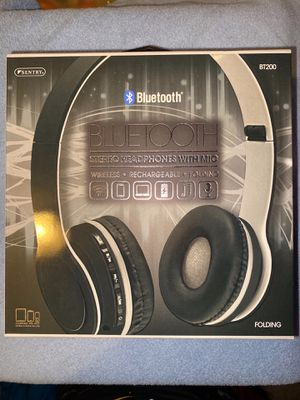 Folding Bluetooth headphones for Sale in East Los Angeles, CA