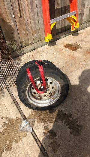 Trailer tires for Sale in Pasadena, TX