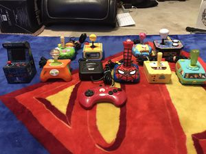 1 Day Sale, 10 Collectible Games, Plug And Play From T.V for Sale in Escondido, CA