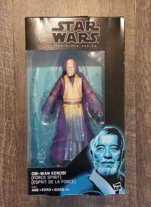Obi-Wan Kenobi Black Series Actiom Figure (Walgreens Exclusive) for Sale in Anaheim, CA