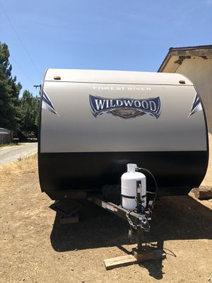 2018 Forest River Wildwood XLite for Sale in Cutler, CA