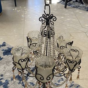 Vintage Candles Chandelier for Sale in Chino, CA