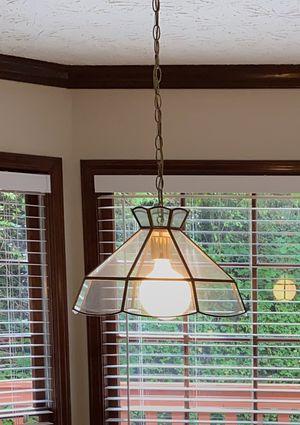 Breakfast table light fixture for Sale in Johns Creek, GA