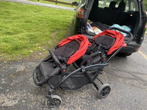 Contours double stroller for Sale in Romeoville, IL